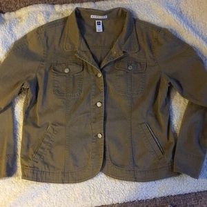 GAP L stretch Jacket